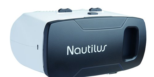 Nautilus virtual reality-bril